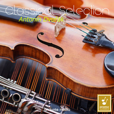 Classical Selection - Dvořák: Serenade for Strings & Czech Suite