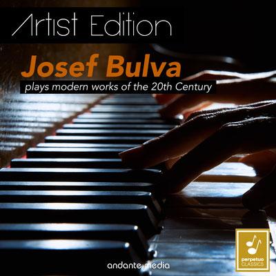 Artist Edition: Josef Bulva plays modern works of 20th Century