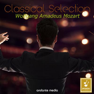 Classical Selection - Mozart: Symphonies Nos. 55, 7, 8 & 9