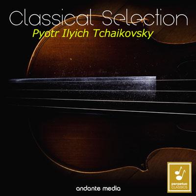 Classical Selection - Tchaikovsky: String Quartet No. 1 & 6 Romances