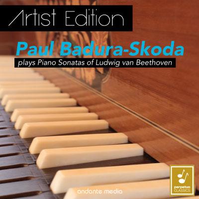 Artist Edition: Paul Badura-Skoda plays Ludwig van Beethoven