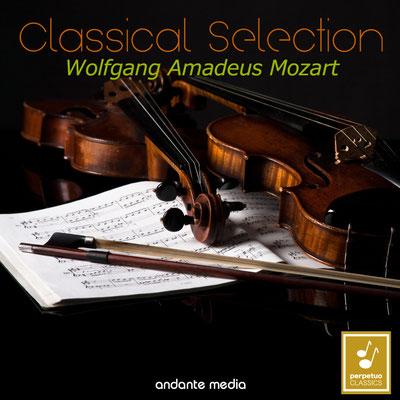 Classical Selection - Mozart: Concertone for 2 Violins