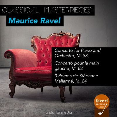 Classical Masterpieces - Maurice Ravel
