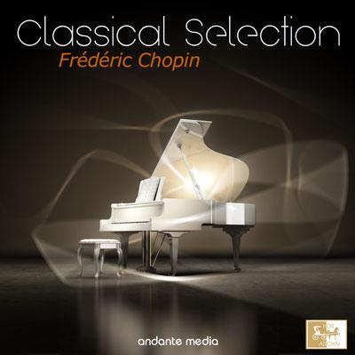 Classical Selection, Chopin: Piano Concerto No. 1, Ballade No. 1, Impromptus Nos. 1, 2, 3 & Fantaisie-impromptu