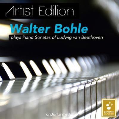 Artist Edition: Walter Bohle plays Ludwig van Beethoven