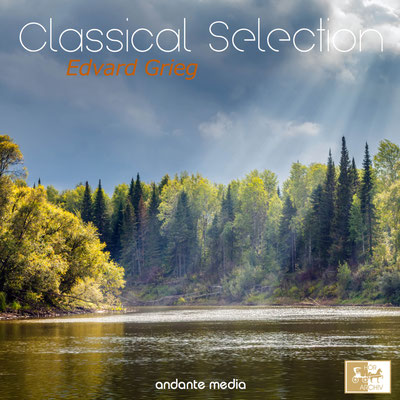 Classical Selection - Grieg: Holberg Suite & Lyric Pieces