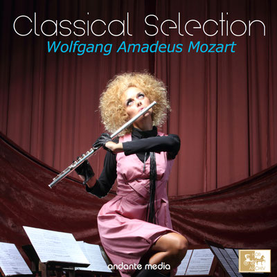 "Classical Selection, W. A. Mozart: ""Salzburg Symphony No. 1"""