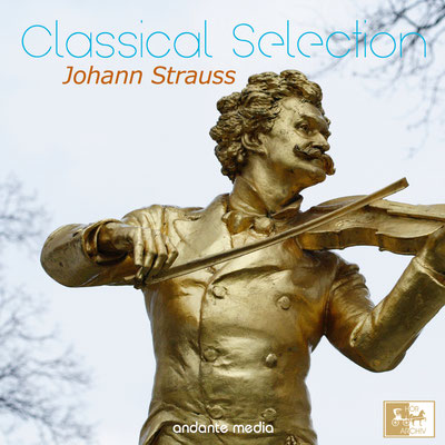 "Classical Selection - Strauss: ""Greetings from Vienna"""