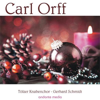 Carl Orff Weihnachtslieder