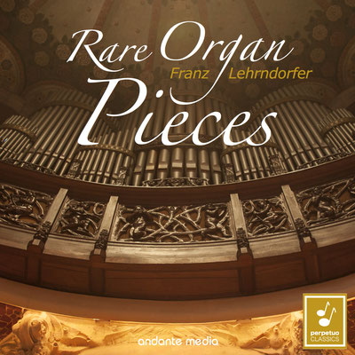 Rare Organ Pieces