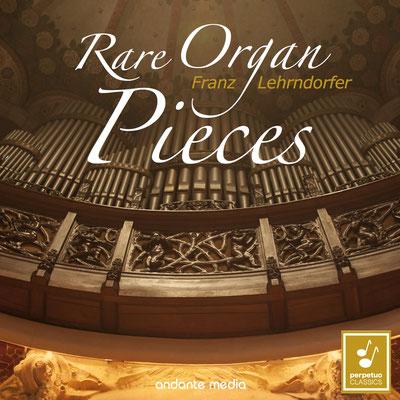 Rare Organ Pieces