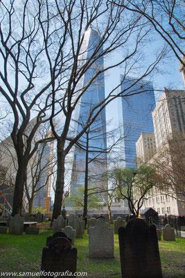 Cimitero a Manhattan