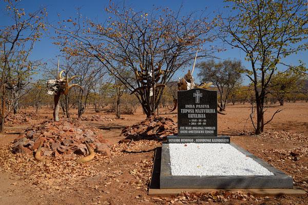 Cimitero Himba