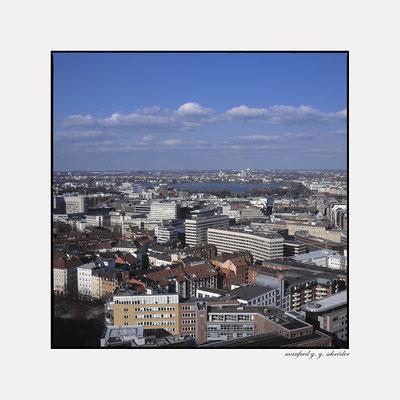 Hamburg Stadtansicht