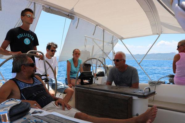 Ja wo segeln se denn? wo segeln se den hin?