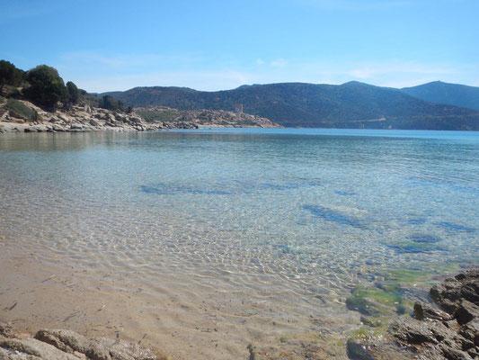 Baden, schnorcheln, segeln in Sardinien