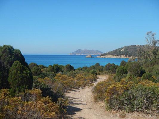 Segeln mit Skipper in Süd Sardinien