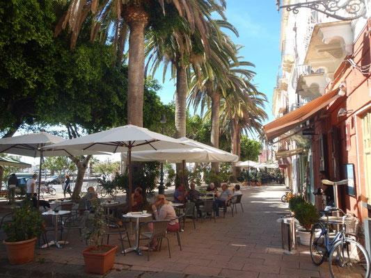 Caloforte auf San Pietro eine Insel vor Sardinien