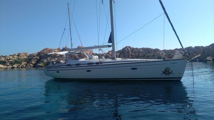 Segelurlaub für Alleinreisende Sardinien Korsika mit Skipper