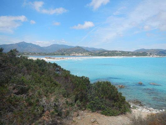 Süd Sardinien Segeltörn