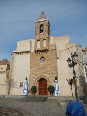 Von Malaga nach Villamoura in der Algarve