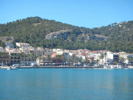 Port Andratx ist ein hübscher Ort fern ab vom Ballermanntourismus