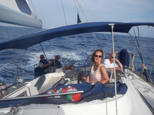 Am Wind und ab nach Mallorca mit der JOJO