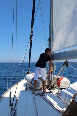 Segel setzen ! Ein Aktivurlaub für Genießer im Mittelmeer