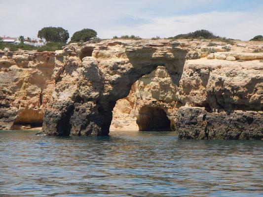 Portugal und die Küste der Algarve