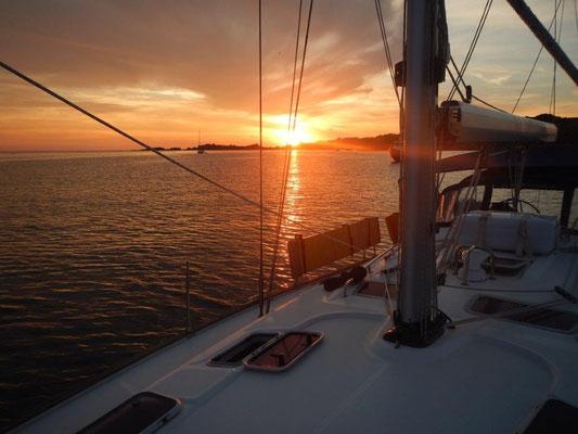 Mitsegeln Sardinien / Korsika ist für Alleinreisende und Singles sehr gut geeignet.