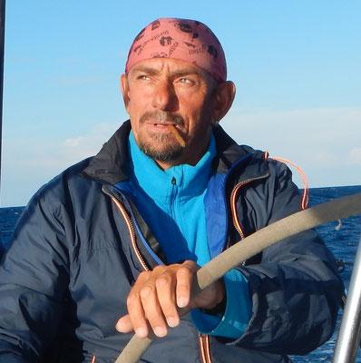 Quer durchs Mittelmeer mit Skipper Jochen