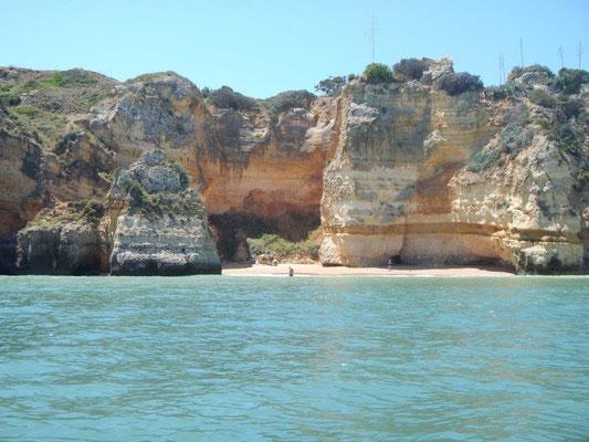 Die Algarve auf einer Segelyacht mit Skipper erleben