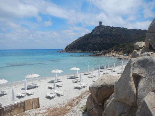 Süd Sardinien Villasimius