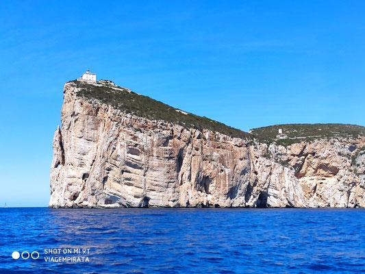 Ein Wahrzeichen im Mittelmeer