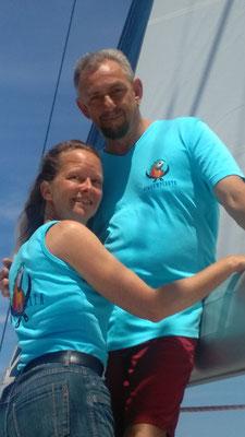 Segelbekleidung von viagempirata Segeltörn mitmachen