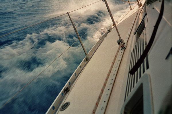 Die Faszination auf dem Wasser
