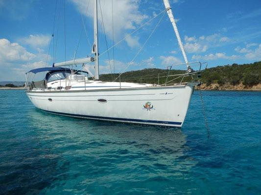 mitsegeln Sardinien und Korsika