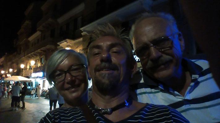 mitsegeln Sardinien der Skipper heißt auch Jochen