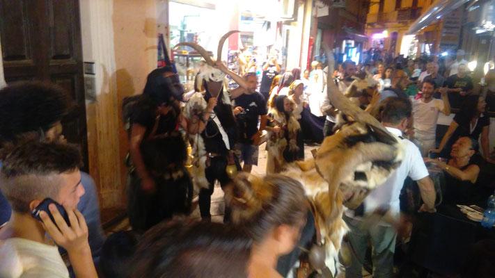 Volksfest der Sarden