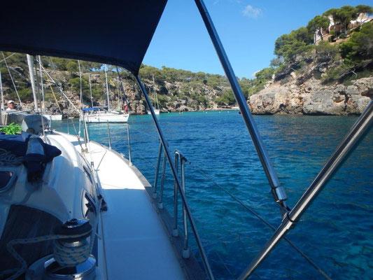 Die Buchten von Mallorca sind auch schön