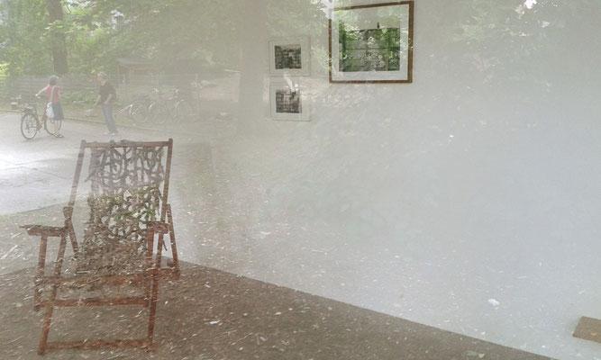 Bricolage - Ausstellung Pavillon am Milchhof Berlin, Vernissage