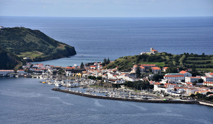Horta, Faial @ Azores - picture by Markus Jimi Ivan