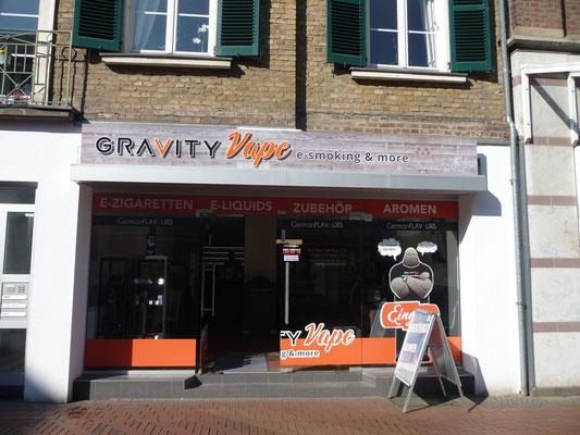 Gravity Vape Opladen