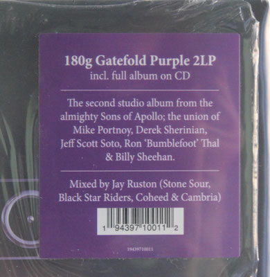 Purple (no CD)