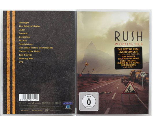 Germany / hard case - same disc as in Digpak edition