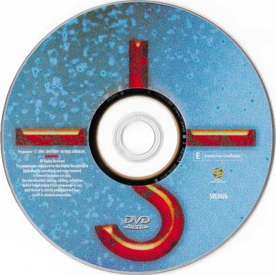 EU DVD SVE3026 - disc