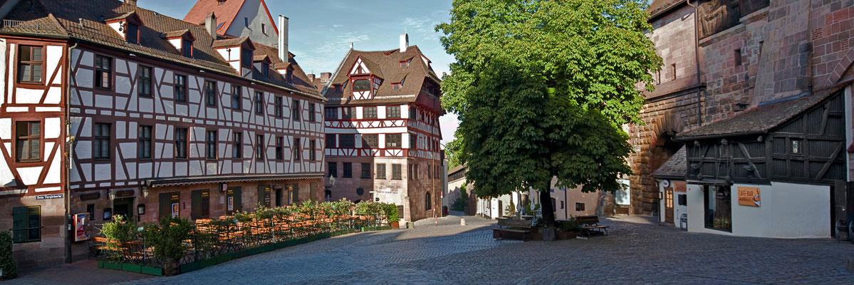 Beim Tiergärtnertor / Albrecht Dürer Haus