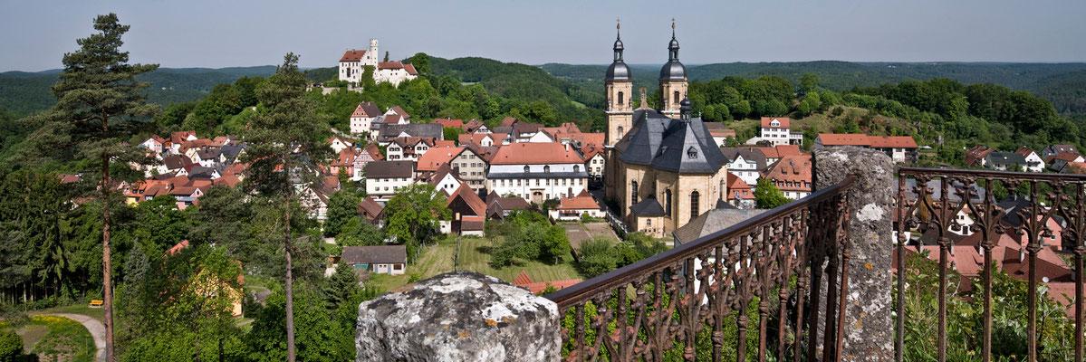 Gössweinstein mit Basilika