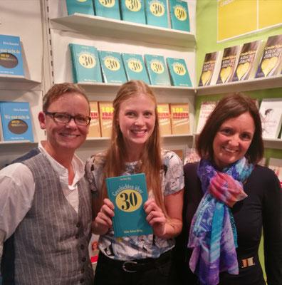 Veneda Mühlenbrink, Sina Hauer und Carolin Schairer