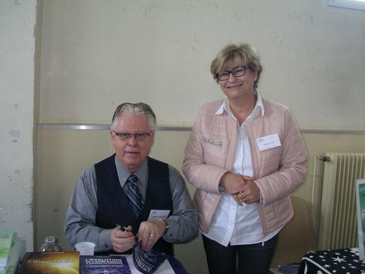 Richard Lachance et Chantal Canu